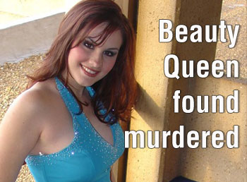 Did a broken heart, a broken dream or a broken mind lead to her murder?