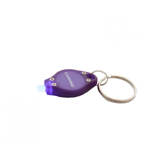uv light keychain