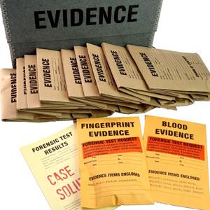 Forensic Science Kit The Missy Hammond Case Mega Kit Crime Scene Forensic Supply Store